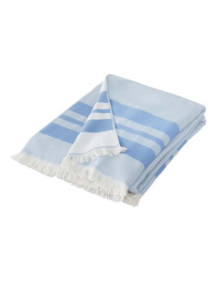 Shoreview Beach Towel In Marlin image 3