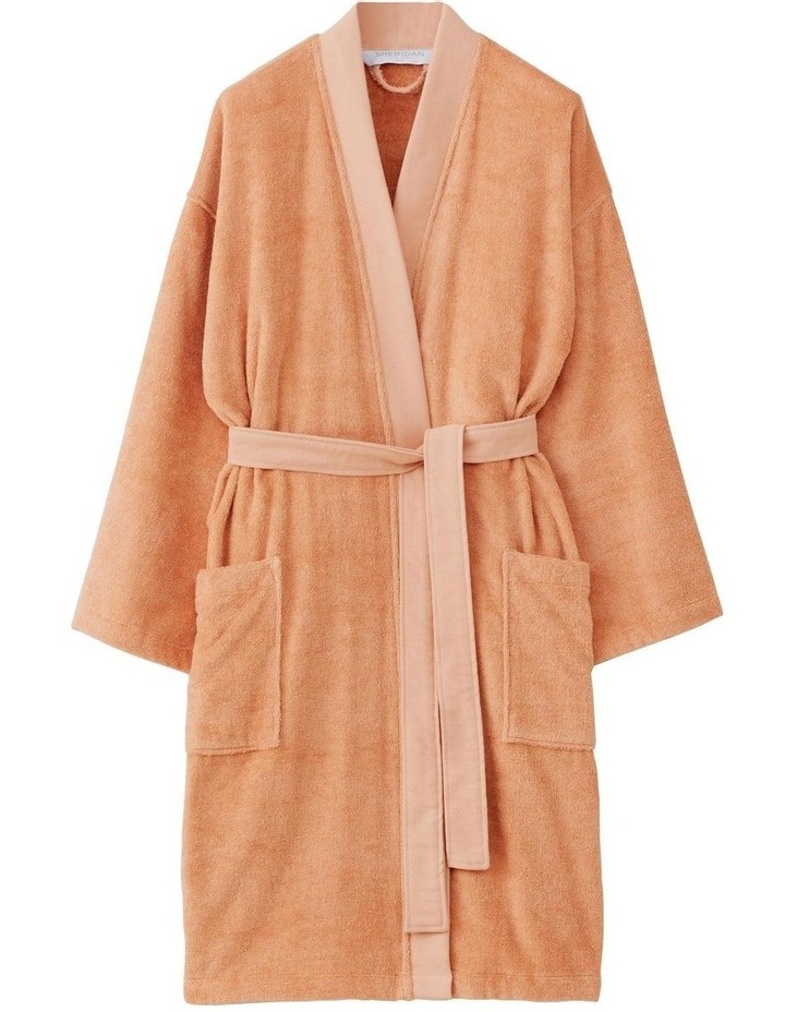 Supersoft Luxury Robe in Quince image 1