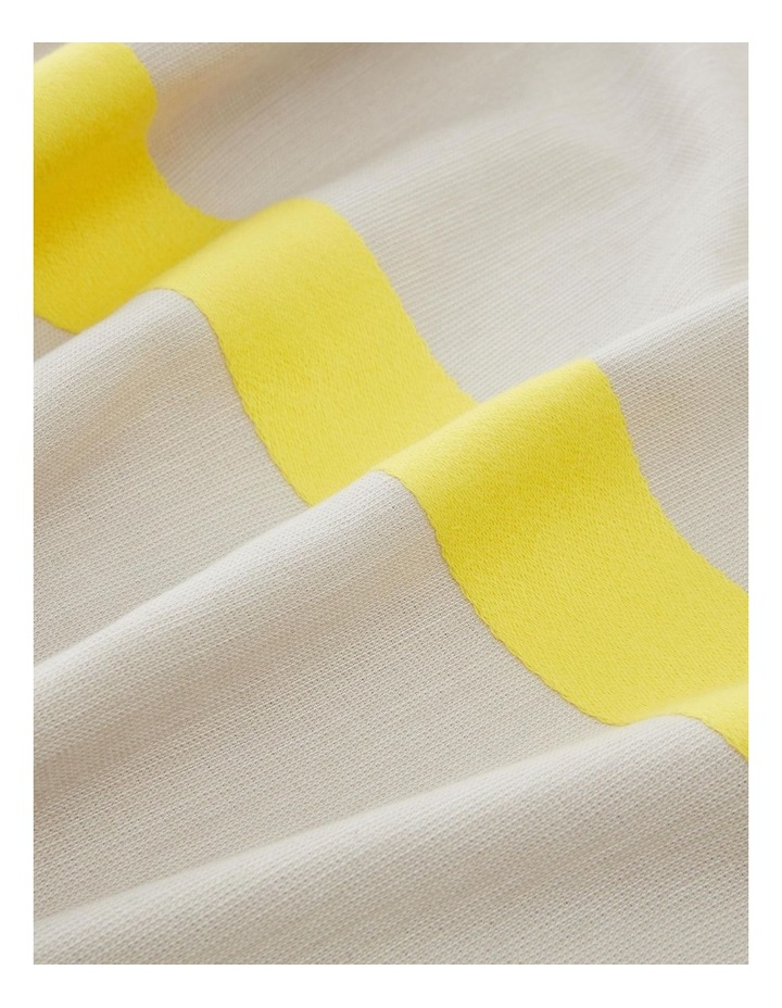 Tropicolo Beach Towel In Flax image 3