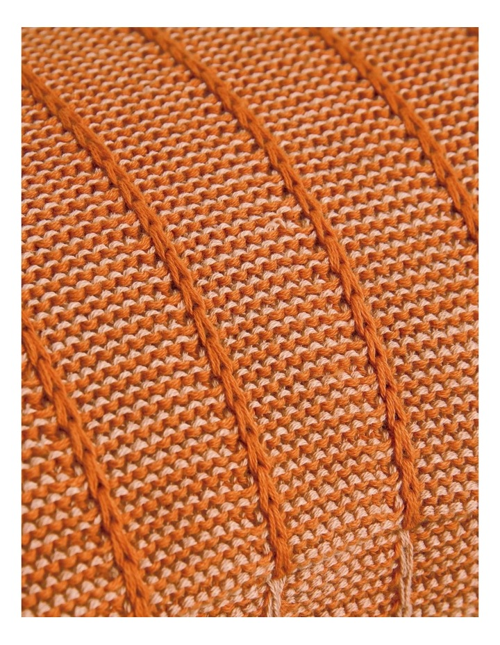 Westermann Cushion In Apricot - 45cm X 45cm image 3