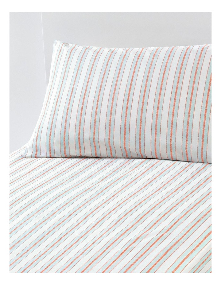 Ace Stripe Sheet Set in Mint image 1