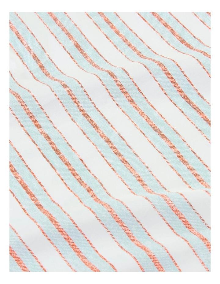 Ace Stripe Sheet Set in Mint image 3