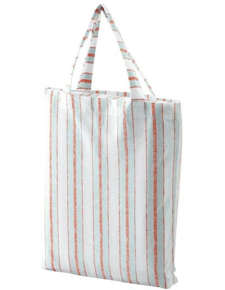 Ace Stripe Sheet Set in Mint image 4