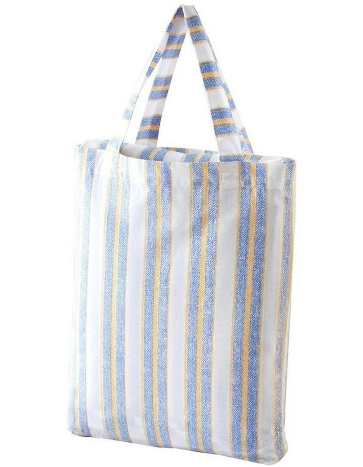Ace Stripe Sheet Set in Seaspray image 4