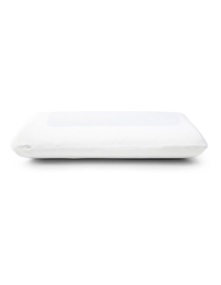 Cooling Gel Top Premium Memory Foam High Profile Pillow image 2