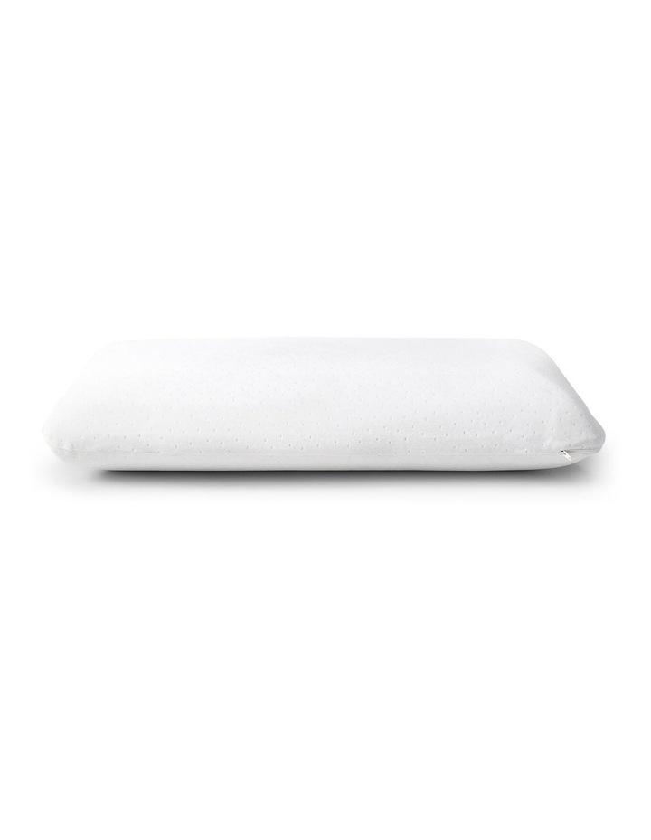 Premium Memory Foam Medium Profile Pillow image 2