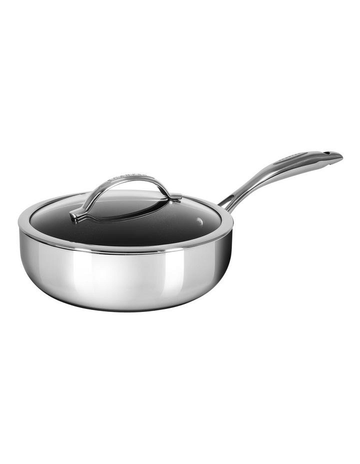 HaptIQ 26cm/3.7L Deep Saute Pan in Black image 1