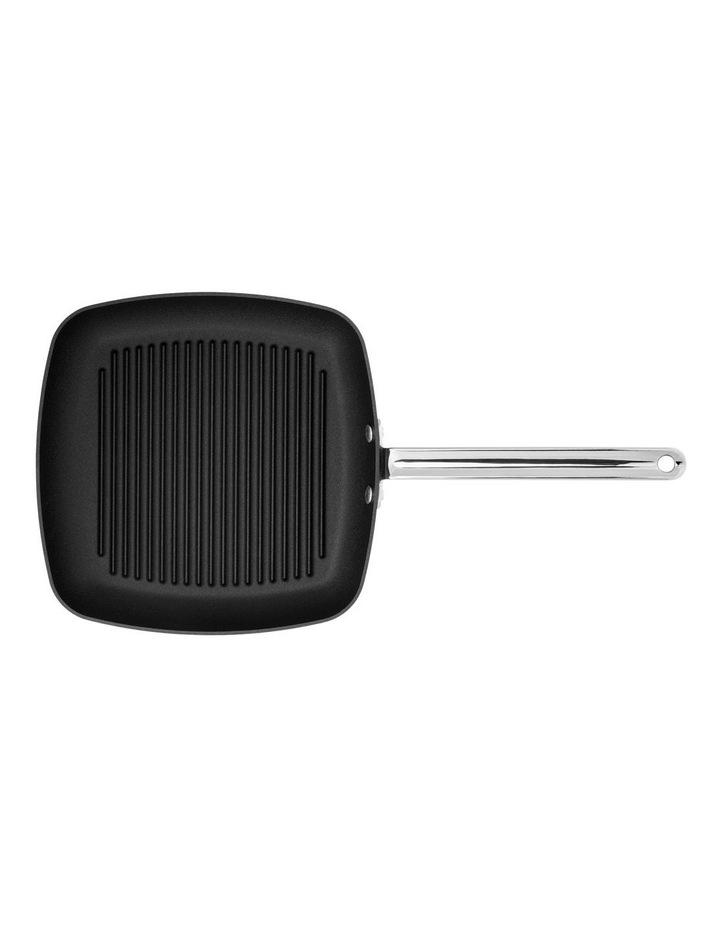 TechnIQ 27x27cm Grill Pan in Black image 3