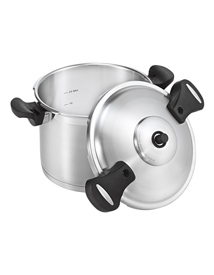 24cm/8L Pressure Cooker with Side Handles image 1