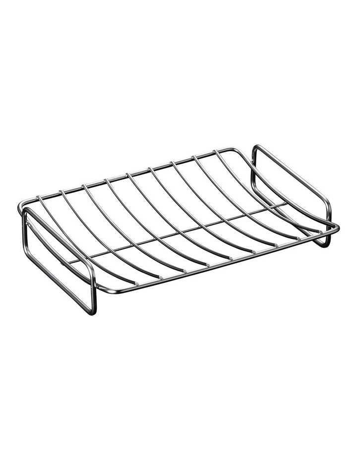 Classic Small 26x19x5.5cm Rack for Roasting Pan image 1