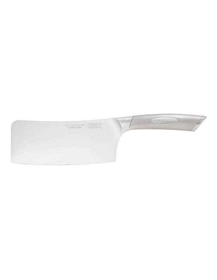 Classic Steel 16cm Cleaver image 1
