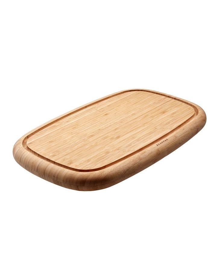 Classic 50x30x4cm Bamboo Chopping Board image 1