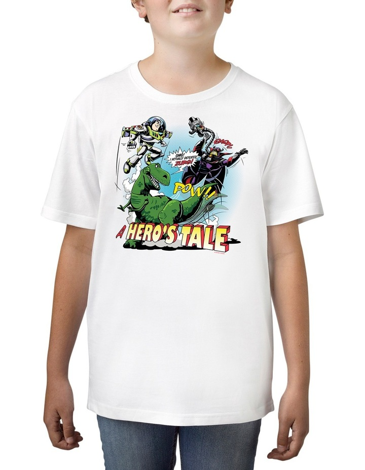 Disney Boys A Hero's Tale Tee image 2
