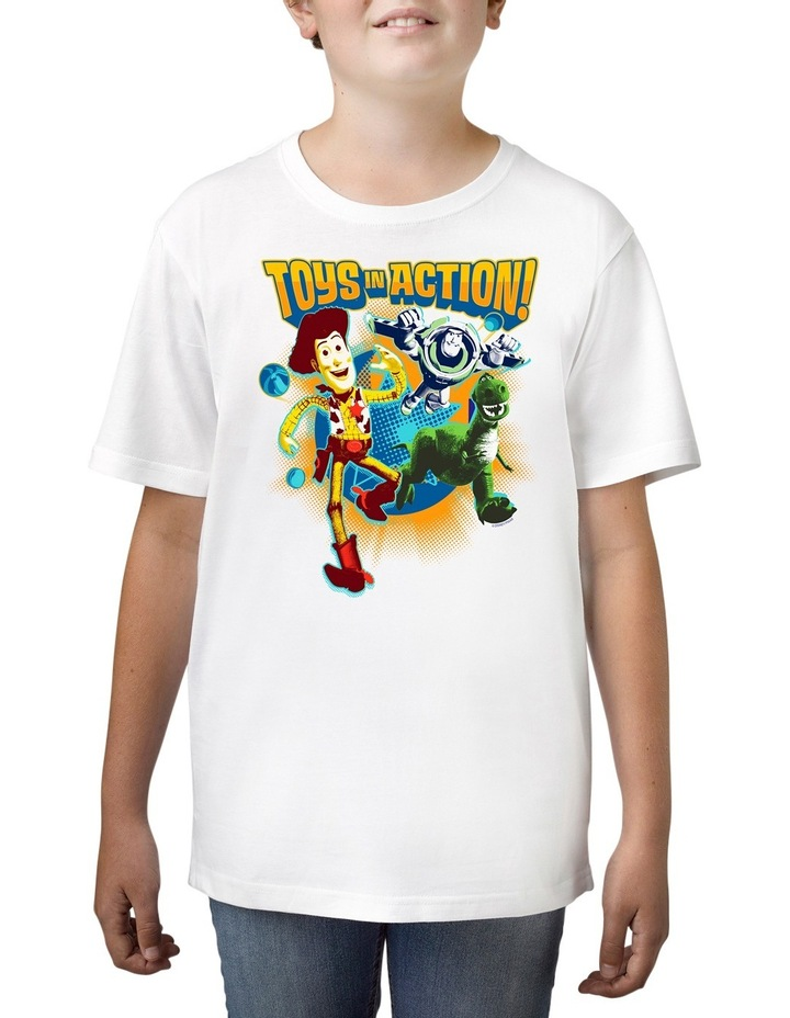 Disney Boys Toys in Action Tee image 2