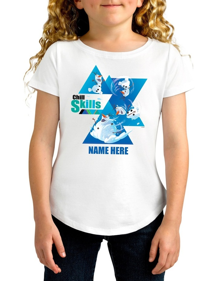 Disney Girls Chill Skills Tee image 1