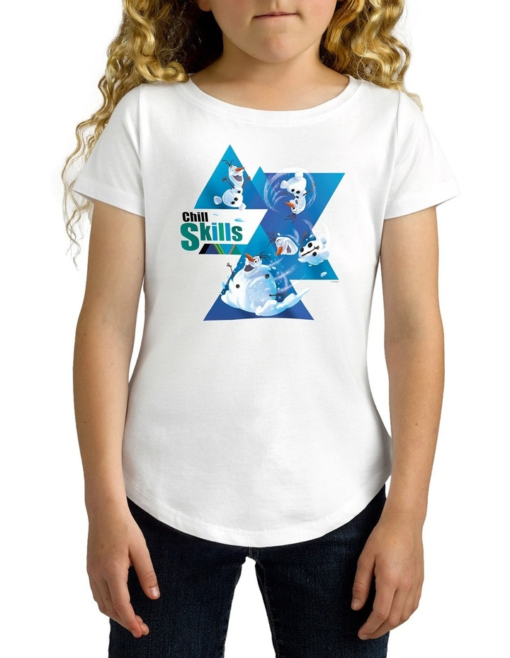 Disney Girls Chill Skills Tee image 2