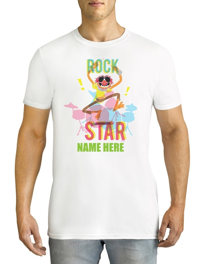 Disney Men's Rock Star Tee image 1