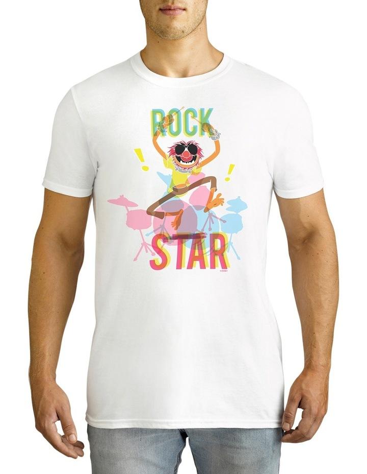 Disney Men's Rock Star Tee image 2