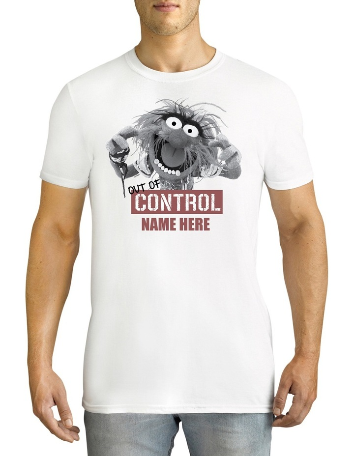 Disney Men's Out of Control Tee image 1