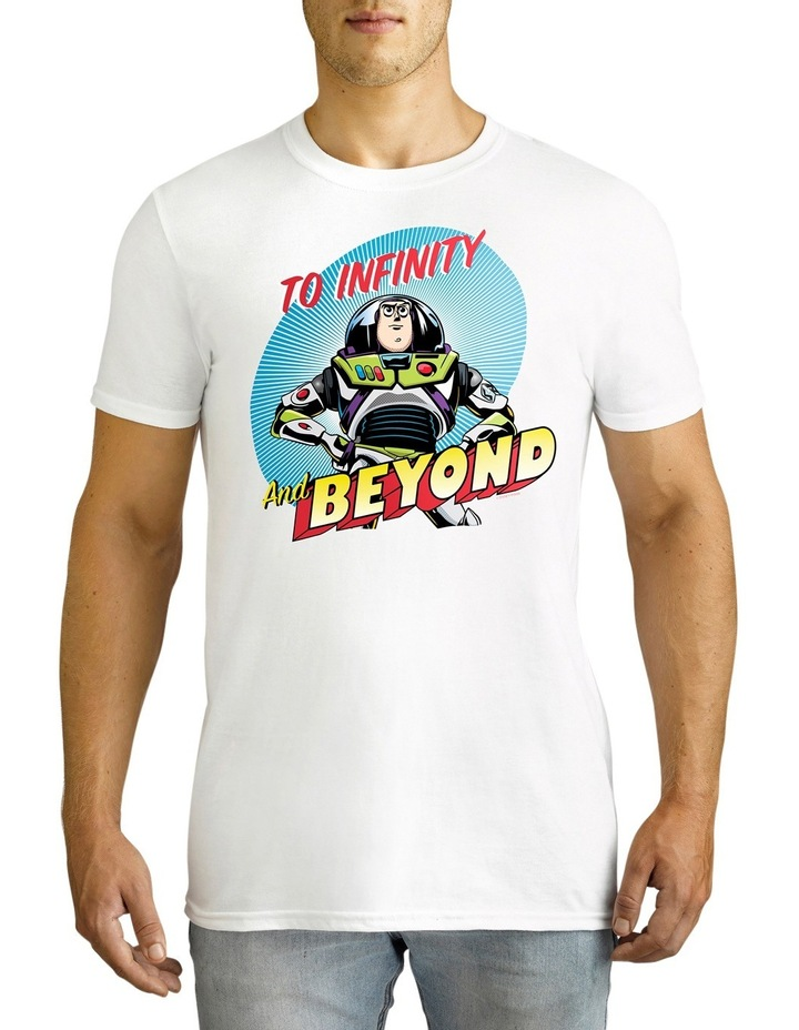 Disney Men's Infinity & Beyond Tee image 2