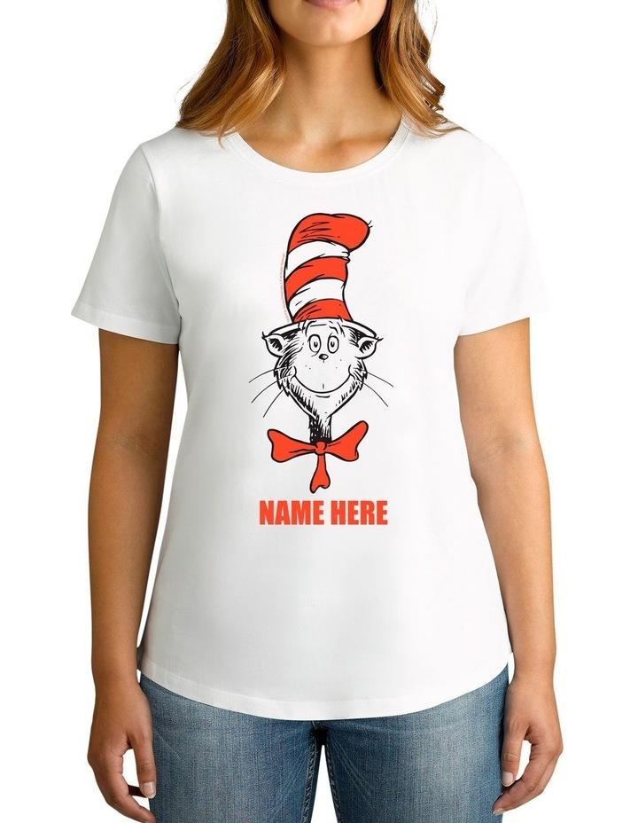 Twidla Women's Dr.Seuss Personalised Cotton T-Shirt image 1