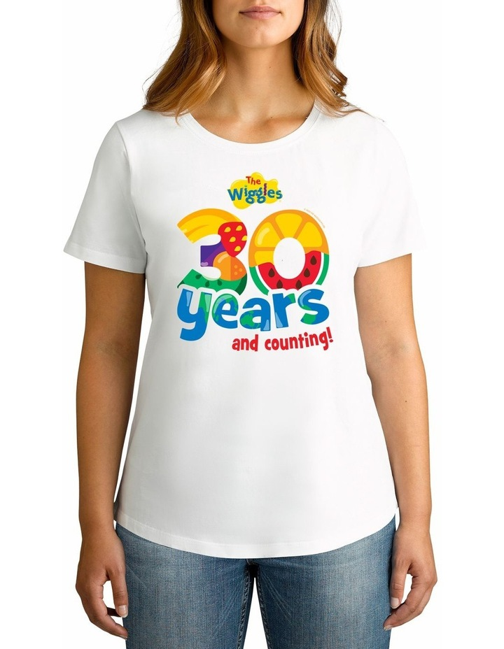 Women's The Wiggles 30 years Cotton T-Shirt image 1