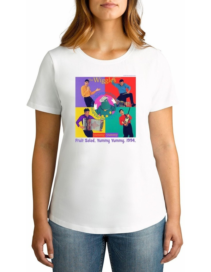 Women's The Wiggles 1994 Personalised Cotton T-Shirt image 1