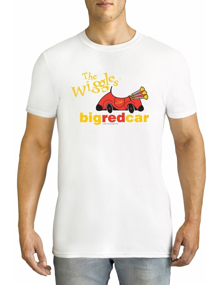 Men's The Wiggles Beep Beep Personalised Cotton T-Shirt image 1