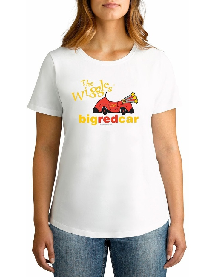 Women's The Wiggles Beep Beep Personalised Cotton T-Shirt image 1