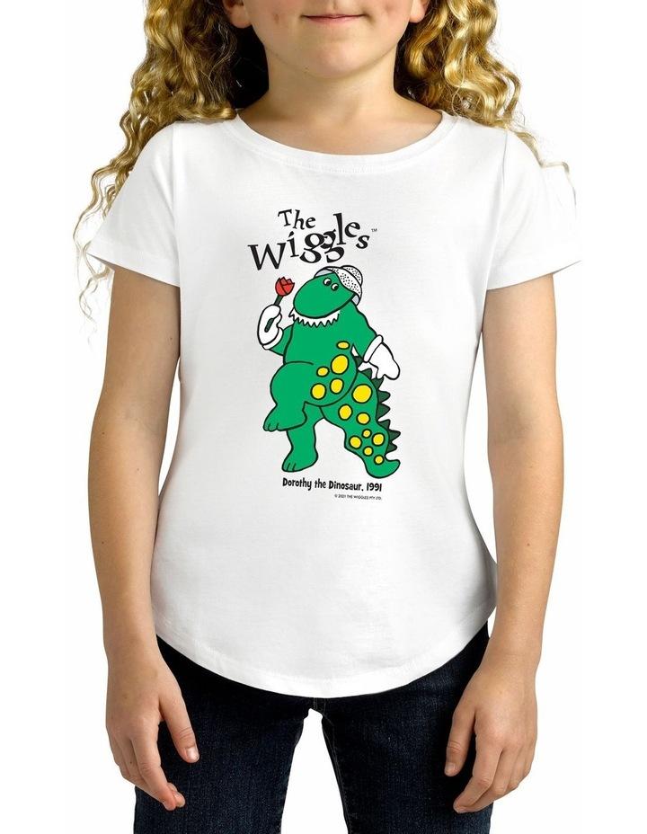 Twidla Girl's The Wiggles Dorothy 1991 Cotton T-Shirt image 1
