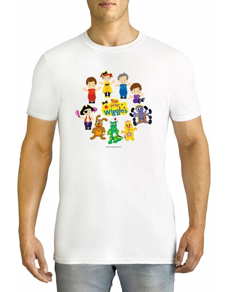 Twidla Men's The Wiggles Little Wiggles Cotton T-Shirt image 1