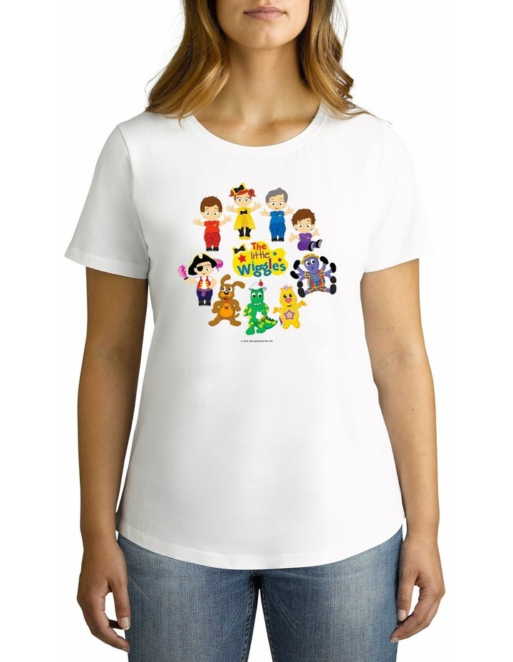 Twidla Women's The Wiggles Little Wiggles Cotton T-Shirt image 1