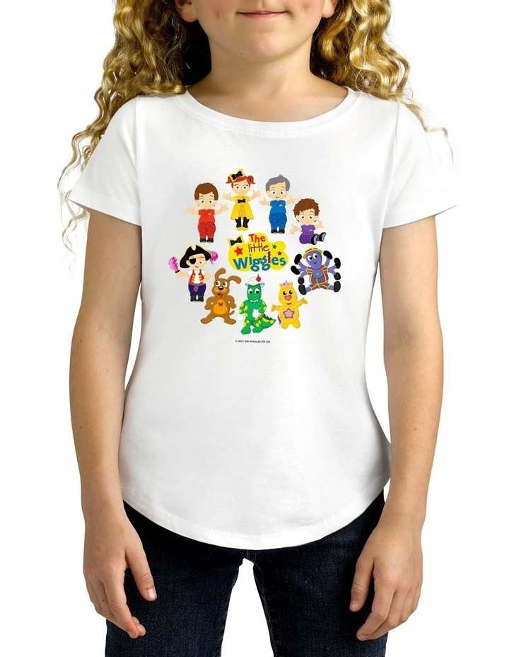 Twidla Girl's The Wiggles Little Wiggles Cotton T-Shirt image 1