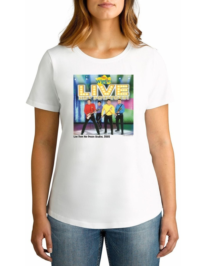 Twidla Women's The Wiggles Hot Potatoes! Cotton T-Shirt image 1