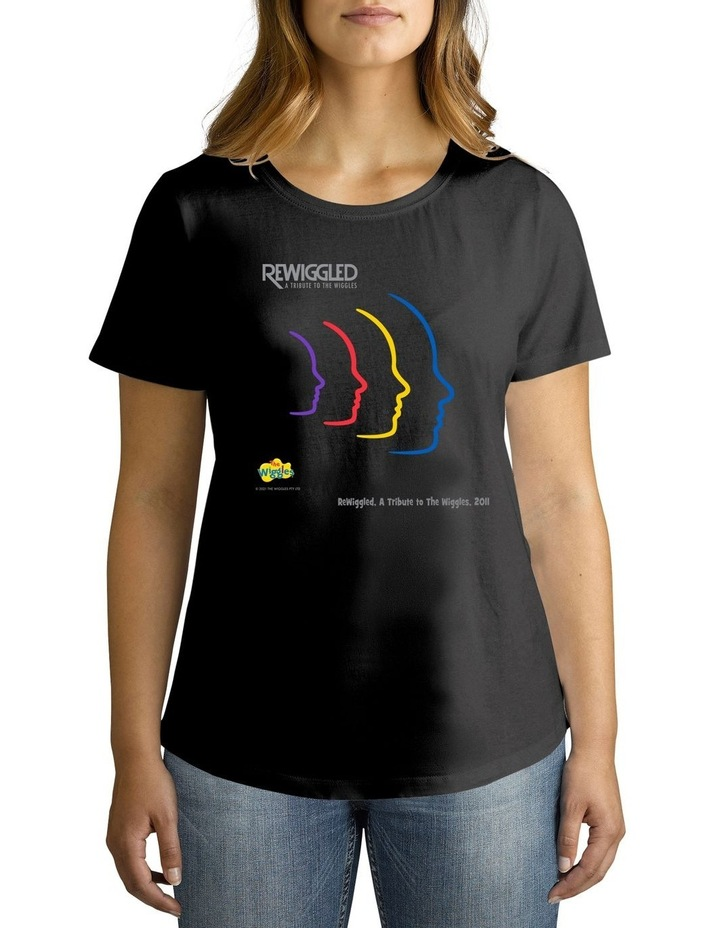 Twidla Women's The Wiggles Rewiggled Cotton T-Shirt image 1