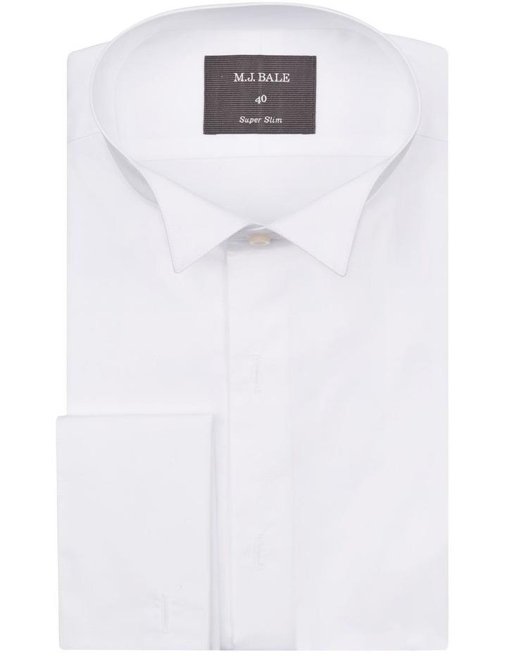 Termao White Tuxedo Shirt image 1