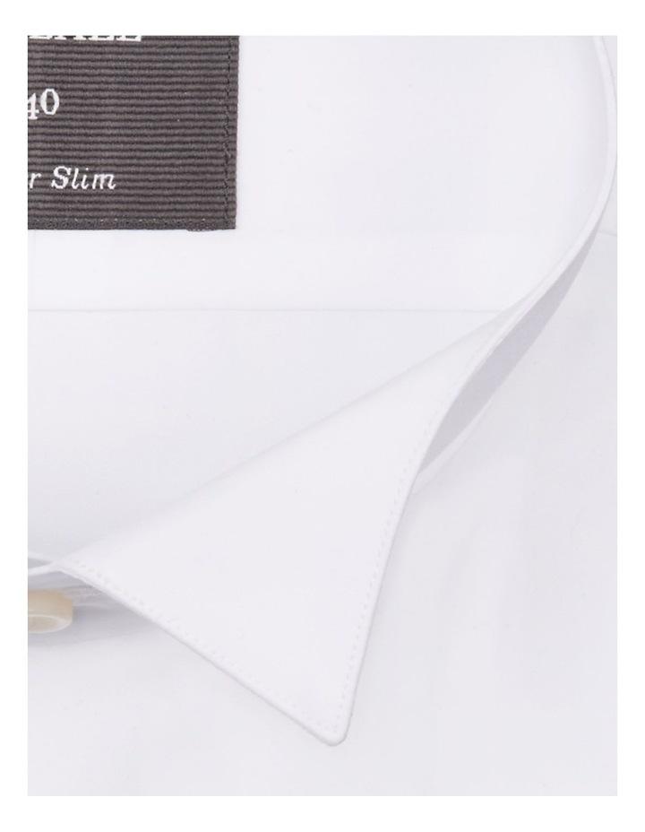Termao White Tuxedo Shirt image 2