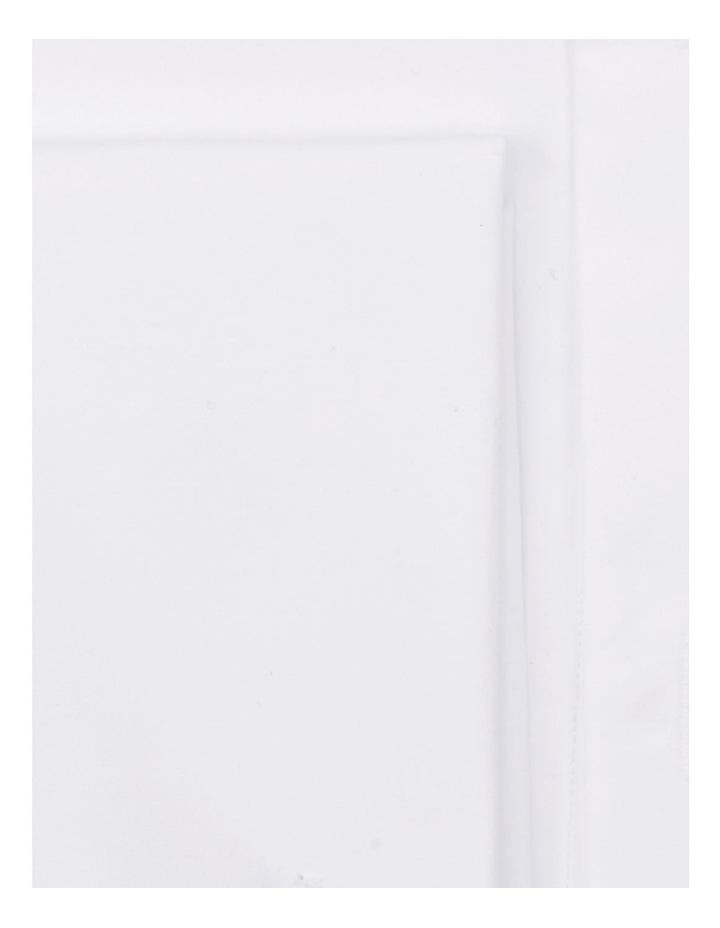 Termao White Tuxedo Shirt image 3