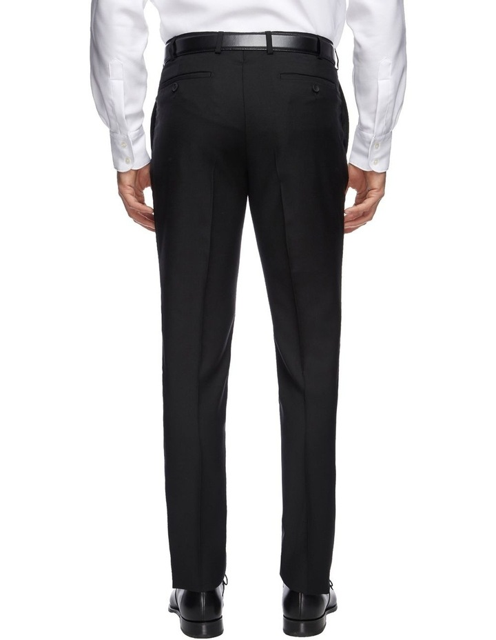 Saunders Black Slim Trouser image 2