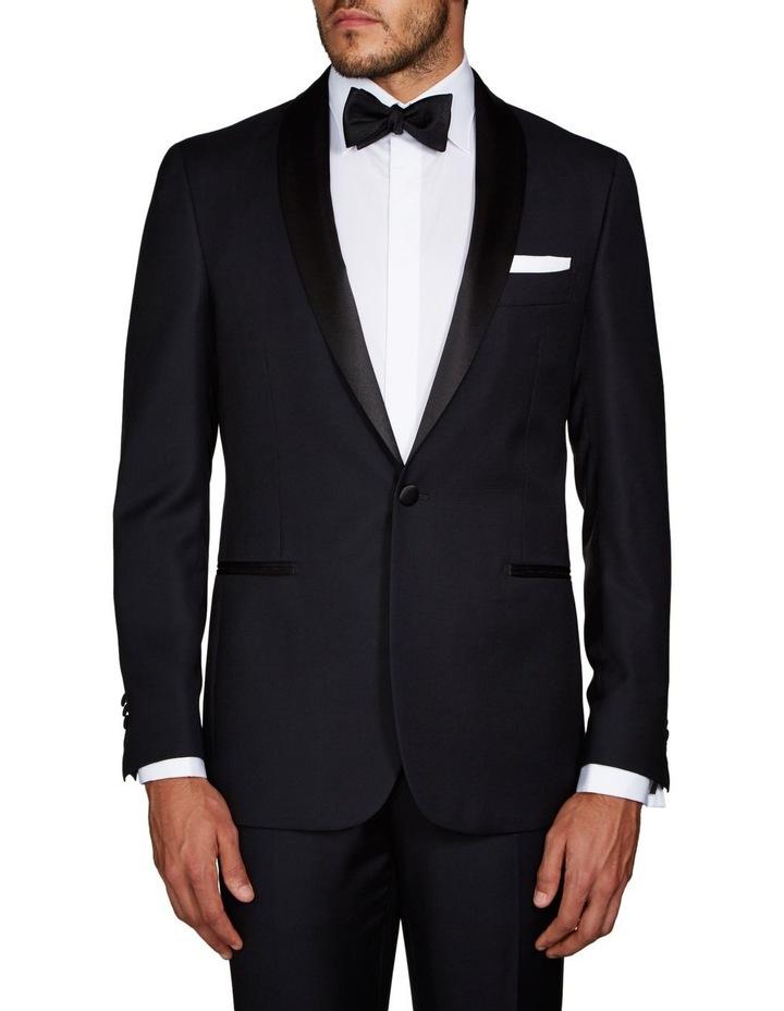 Saunders Black Tuxedo Jacket image 1