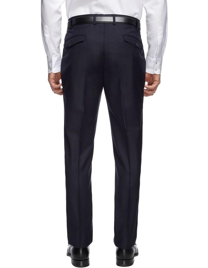 Saunders Navy Slim Trousers image 2