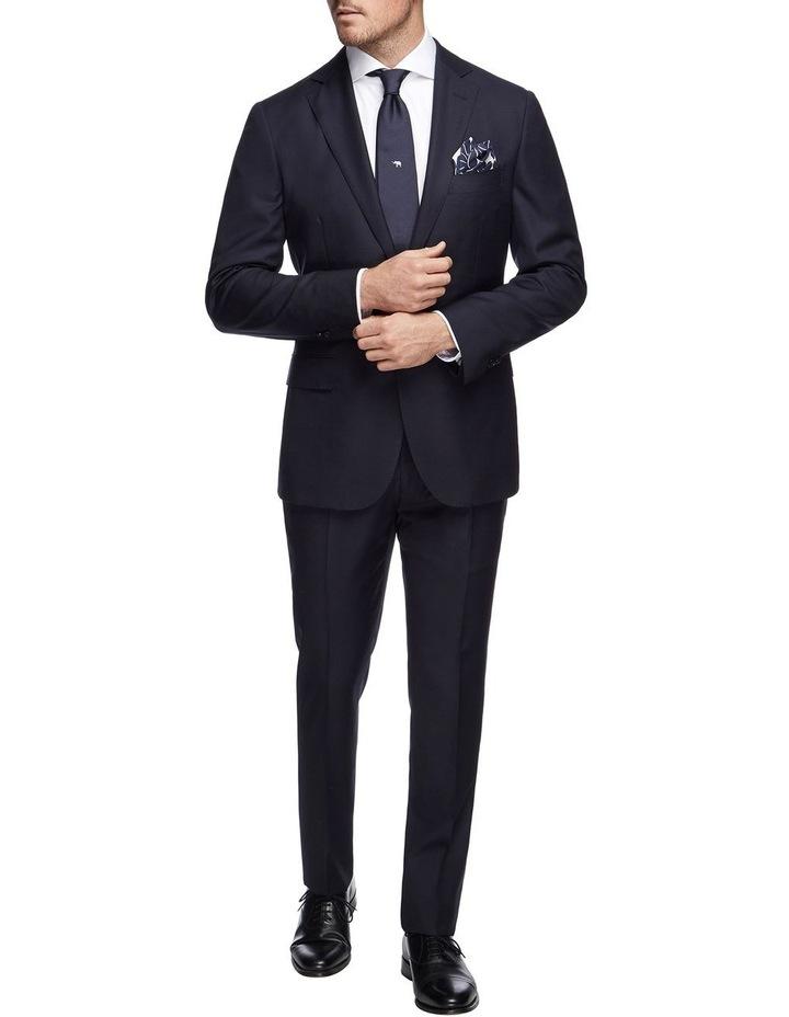 Saunders Navy Slim Trousers image 3