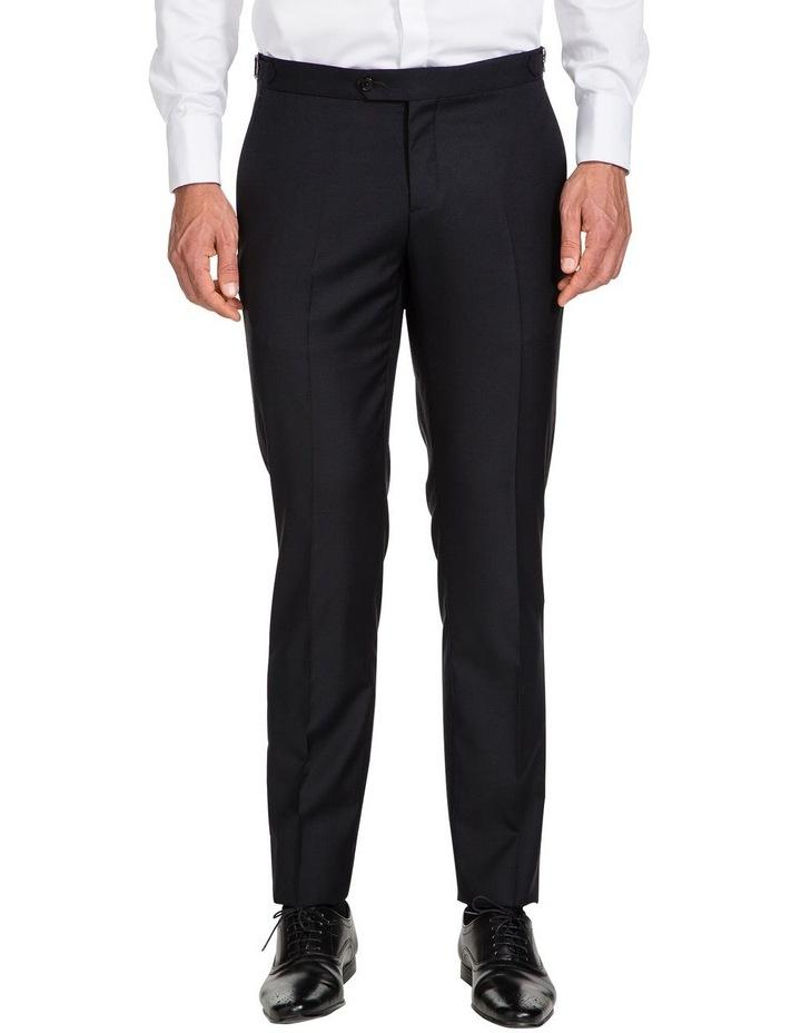 Saunders Black Trousers image 1
