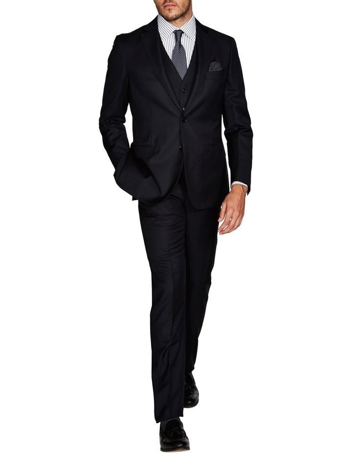 Saunders Black Waistcoat image 3