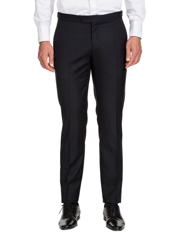 Saunders Black Satin Trouser image 1