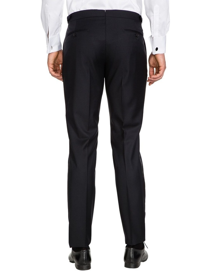 Saunders Black Satin Trouser image 2