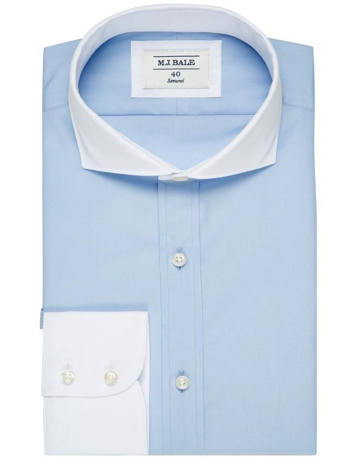 Chalmer Blue Shirt image 1