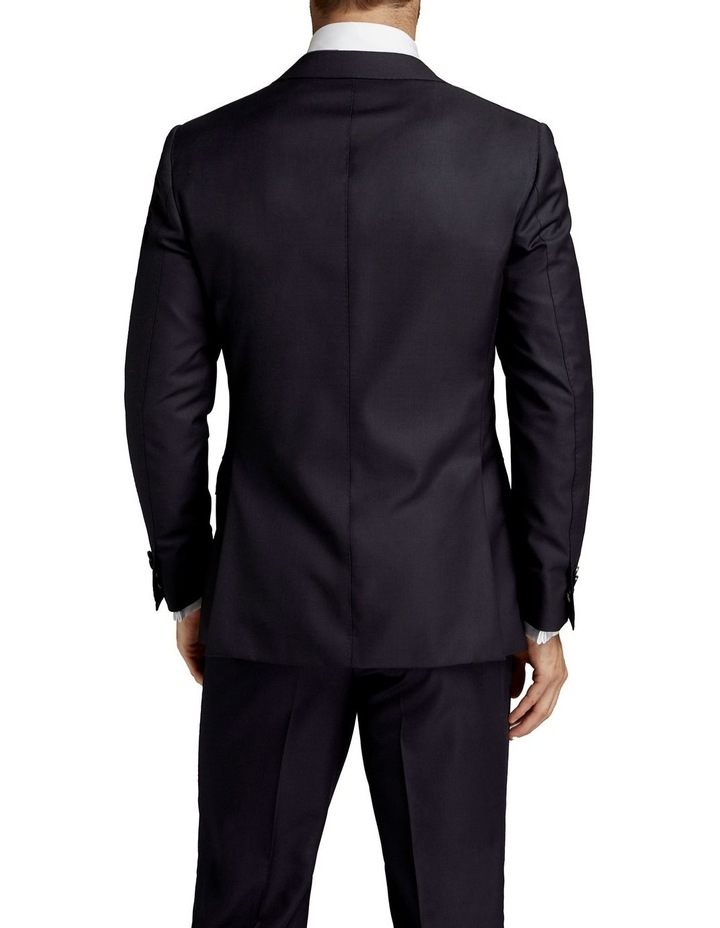 Saunders Navy Slim Fit Jacket image 2