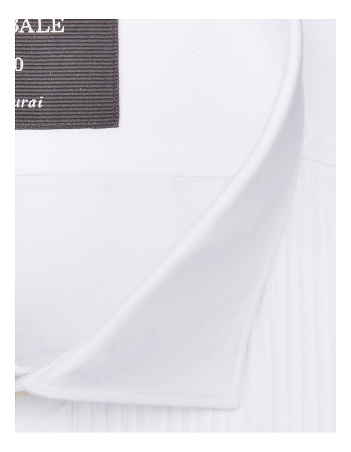 Ramini White Tuxedo Shirt image 2