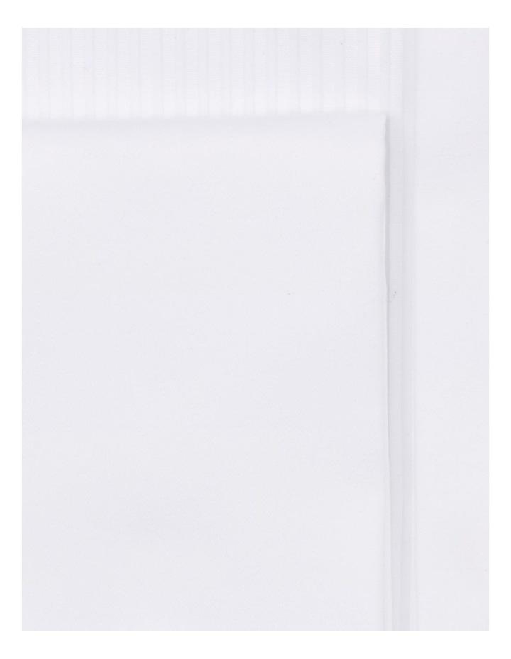 Ramini White Tuxedo Shirt image 3